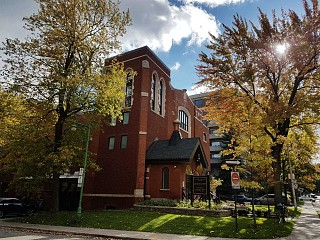 St. Nicholas Russian Orthodox Cathedral in Montreal
